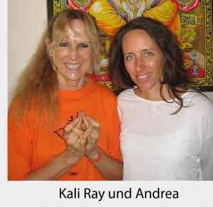 Kali Ray und Andrea